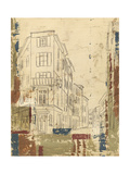 Streets of Downtown I Giclee Print by Ethan Harper