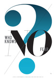 Who Knows No Fear Prints by Antoine Tesquier Tedeschi