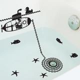 Save Water Vinilo decorativo