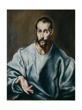 Saint James the Elder, 1610-1614 Giclee Print by El Greco