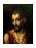 Saint John the Baptist, Ca. 1565 Giclee Print by Luis De Morales