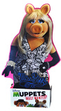 Disney's Muppets Most Wanted- 3D Miss Piggy Lifesize Standup Cardboard Cutouts