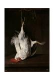 Dead Cook, 1659-1660 Giclee Print by Gabriel Metsu