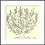 Le Buisson Prints by Henri Matisse