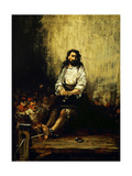 Sentenced to Death Giclee Print by Eugenio Lucas Velazquez