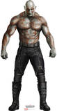 Marvel Guardians of the Galaxy - Drax Lifesize Standup Poster Cardboard Cutouts