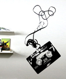Tape Wall Decal