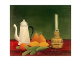 Still Life, 1910 Giclee Print by Henri Rousseau
