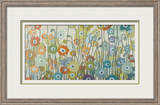 Spectrum Framed Giclee Print by Sally Bennett Baxley