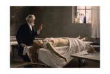 And She Had a Heart!, 1890 Giclée-Druck von Enrique Simonet Y Lombardo