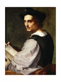 Portrait of a Young Man, 1517 Giclee Print by Andrea Del Sarto
