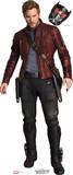Marvel Guardians of the Galaxy - Star-Lord Lifesize Standup Poster Cardboard Cutouts