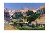 Las Huertas (Cuenca), 1910 Giclee Print by Aureliano De Beruete