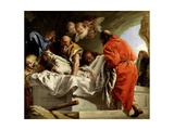 The Entombment of Christ, 1772 Giclee Print by Giovanni Domenico Tiepolo
