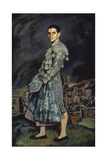 Portrait of Juan Belmonte, 1924 Giclee Print by Ignacio Zuloaga