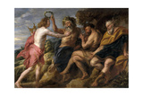 Apollo as a Winner About Pan, Ca. 1637 Giclee Print by Jacob Jordaens