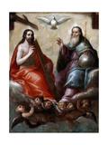 Holy Trinity Giclee Print