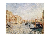 The Grand Canal (Venice), 1881 Giclee Print by Pierre-Auguste Renoir