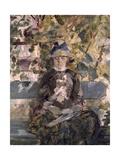 Portrait of Adele Tapie De Celeyra, 1882 Giclee Print by Henri de Toulouse-Lautrec