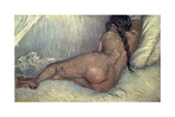 Dutch School. Naked Woman, 1887 Giclee Print by Vincent van Gogh
