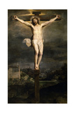Christ on the Cross, 1604 Giclee Print by Federico Barocci