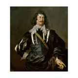 Portrait of a Man, 1628-1632 Giclée-Druck von Anthony Van Dyck