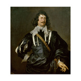 Portrait of a Man, 1628-1632 Giclee Print by Sir Anthony Van Dyck