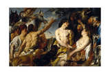 Meleager and Atalanta, 1620-1650 Giclee Print by Jacob Jordaens