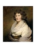 Mrs. Maclean of Kinlochaline, Ca. 1800 Giclee Print by Henry Raeburn