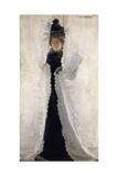 La Mosca -1897 Giclee Print by Cecilio Pla