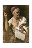 Seneca Giclee Print by Eduardo Rosales
