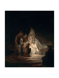 The Circumcision, 1700-1710 Giclee Print by Christopher Paudiss