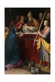 The Presentation of Jesus at the Temple Giclee Print by Camillo Procaccini