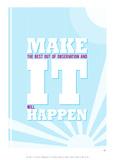 Make it Happen Art par Antoine Tesquier Tedeschi