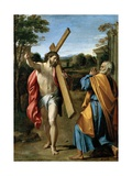 Domine, Quo Vadis, C. 1602 Giclee Print by Annibale Carracci
