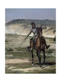 Detalle Escena Del Quijote Giclee Print by Jose Moreno carbonero