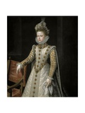 The Infanta Isabel Clara Eugenia, 1579 Giclee Print by Alonso Sanchez Coello