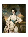 Anne Sawbridge, 1767-1770 Giclee Print by Francis Cotes