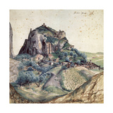 Castle and Town of Arco, 1495 Giclee Print by Albrecht Dürer