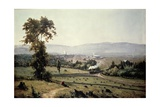 El Valle De Lackawanna Giclee Print by George Inness