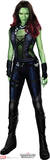Marvel Guardians of the Galaxy - Gamora Lifesize Standup Poster Cardboard Cutouts