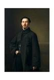 Jaime Girona Y Agrafel, 1856 Giclee Print by Federico De madrazo
