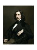 The Painter Carlos Luis De Ribera, 1839 Giclee Print by Federico De madrazo