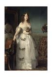 Eugénie De Montijo, Countess of Teba, 1849 Giclee Print by Federico De madrazo