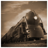 Retro Streamliner Prints by  Steidl