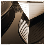 Hull Reflection Prints by  Brown