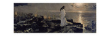 Jesus En El Lago Tiberiades, 1909 Giclee Print by Antonio Muñoz degrain