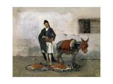 Naranjero De Aljezares Giclee Print by Eduardo Rosales