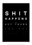 Antoine Tesquier Tedeschi - Shit Happens - Reprodüksiyon
