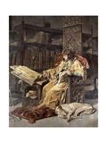 Charles, Prince of Viana, 1881 Giclee Print by Jose Moreno carbonero